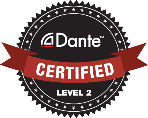 Dante Zertifikat